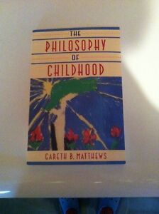 The Philosophy of Childhood London Ontario image 1