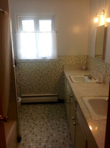 Chambres à louer (5) ou toute la maison à Paspébiac, Gaspésie