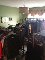Ladies Clothes Size 2-5, Small