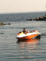 Seadoo Speedster 150 + Trailer