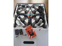 Parrot AR Drone 2.0 and GPS and spare battery , perfect working condition