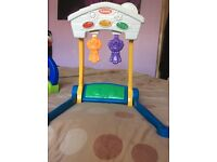 Baby Gyms and Activity Massage Bouncer Chair