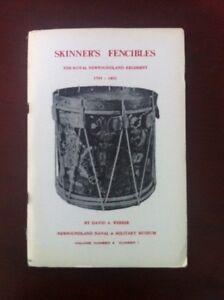 Skinner's Fencibles - The Royal Newfoundland Regiment St. John's Newfoundland image 1