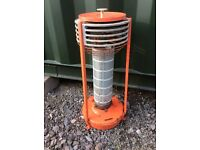 Vintage retro Aladdin paraffin green house , shed ,boat heater can post