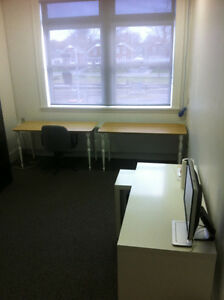 Double office in shared workspace: Stratford's 3rdRail Society Stratford Kitchener Area image 8