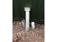 Selkirk gas boiler flu chimney , pipe elbows ect little use can post