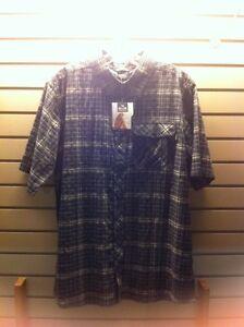 Emmshop: NEW TAGS ON men's lg short sleeve shirts Peterborough Peterborough Area image 3