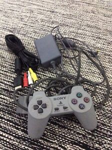 PlayStation 1 console with controller and memory card Prince George British Columbia image 3