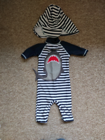 Swim suit 9-12 months