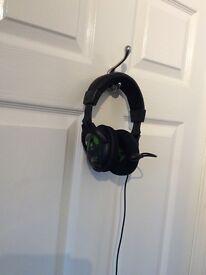 Xbox 360 head phones