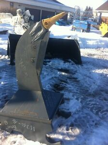 Ripper attachment. Frost tooth for excavator - various