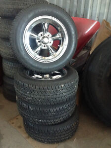 For Sale Chrome American Racing Wheels & Tires