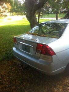 2003 Honda Civic Hybrid Sedan London Ontario image 7