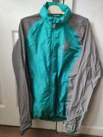 Deliveroo waterproof jacket