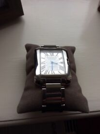 Cartier tank anglaise xl automatic brand new