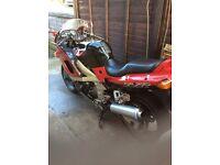 For sale nice low mileage kawasaki zzr600 £750