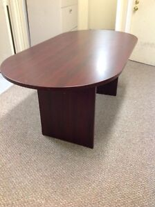 6 FOOT BOARDROOM CONFERENCE TABLE Kitchener / Waterloo Kitchener Area image 1