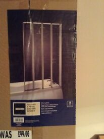 Shower screen. Never used