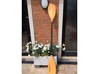 Ainsworth Kayak paddle - n102 blades