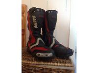 Blytz Racing Motorbike Boots