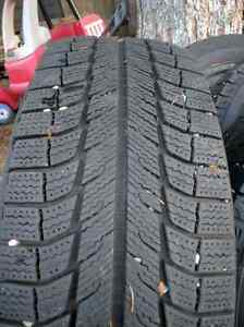 Michelin Xice with rims Prince George British Columbia image 4