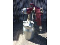Kestrel paint spray gun (BRAND NEW)