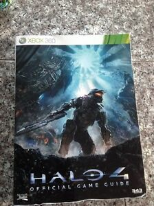 Halo 4 Official Game Guide Xbox 360