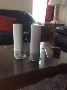 Petites colonnes de son