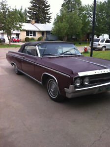 1964  Olds Dynamic 88 Convertible