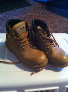 "Boys ""Work Boots by Carter's"", size 13 St. John's Newfoundland image 1"