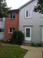 3 Bedroom Townhouse with finished basement for rent