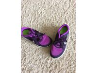 Nike air free run 3 trainers size 5