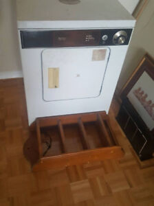 Spacemaker Washer and Kenmore Dryer Apartment size