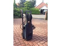 Pressure washer 140 bar from wikes