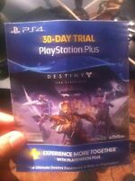 30 day ps plus code