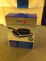 Fagor Electric Induction Cooking Element with Pan UNOPENED