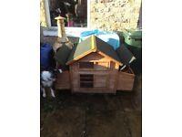 Chicken coop/hut
