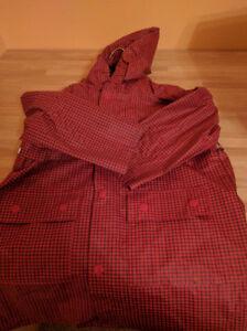 Childrens' Landsend Raincoats