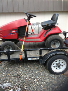 Toro Garden Tractor..Mower Removed
