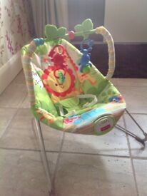 Fisher Price Bouncer - Rainforest Friends