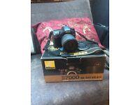 Nikon D7000 & 18-105 lens