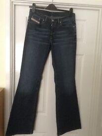 Women's Diesel Bootcut Jeans