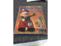 Knitters toy making boook