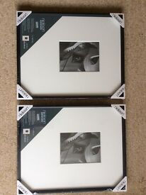 Picture frames x 2