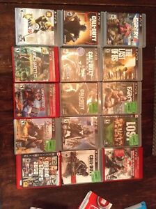PS3 GAMES CHEAP NEED GONE ASAP Cambridge Kitchener Area image 1