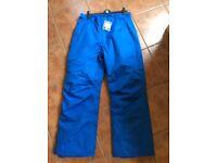 Men's skiing trousers