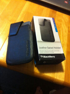 z10 Leather Swivel Case - perfect condition