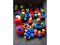 LEGO BUNDLE TOYS & PRIMO