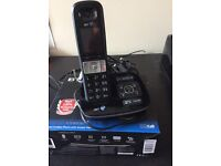 BT 8500 answer phone. With nuisance barring calls