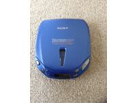 Sony personal CD player
